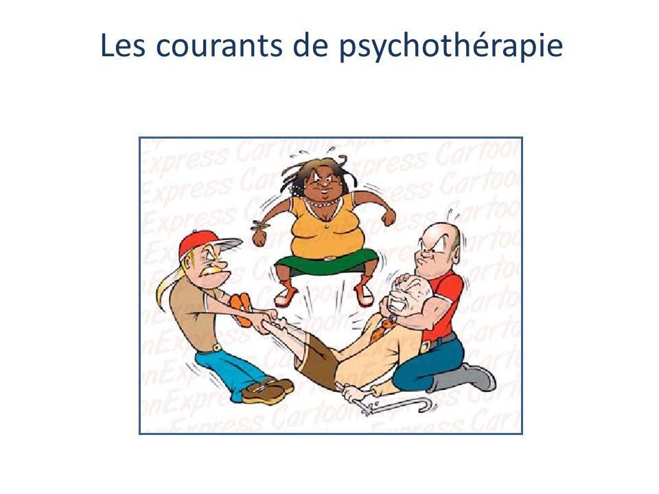 Les grands courants de psychothérapie Thérapies de la communication – Ecole de Palo Alto – Analyse transactionnelle Bateson Haley Berne