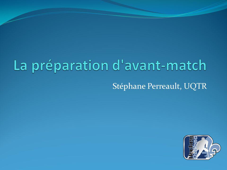 Stéphane Perreault, UQTR