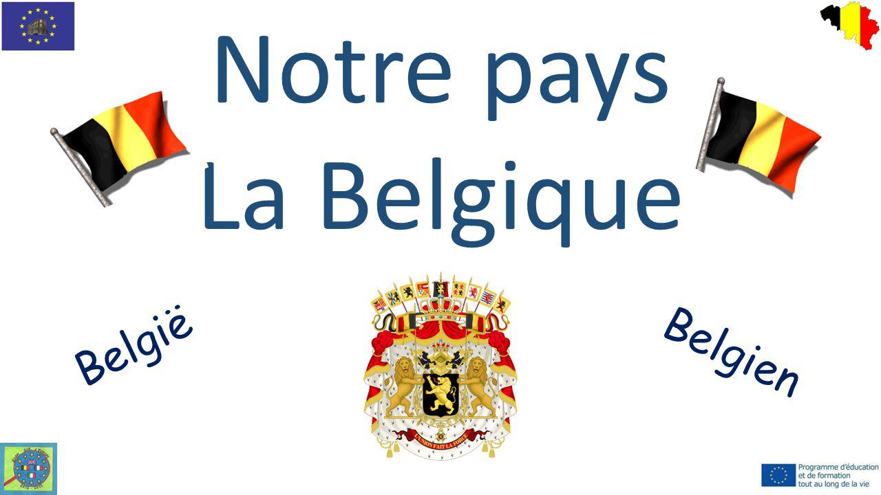 Quelques personnalités belges célèbres .