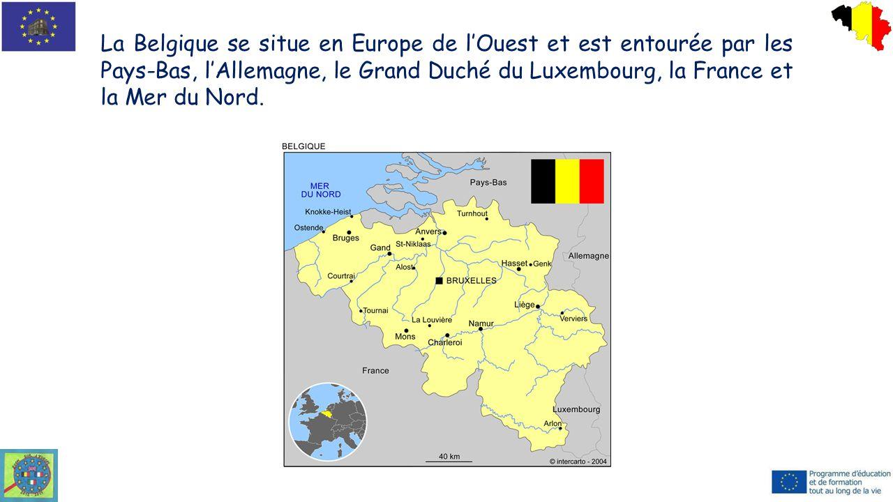 Ses habitants s'appellent les Belges.Et nous sommes environ 11 millions à vivre en Belgique.