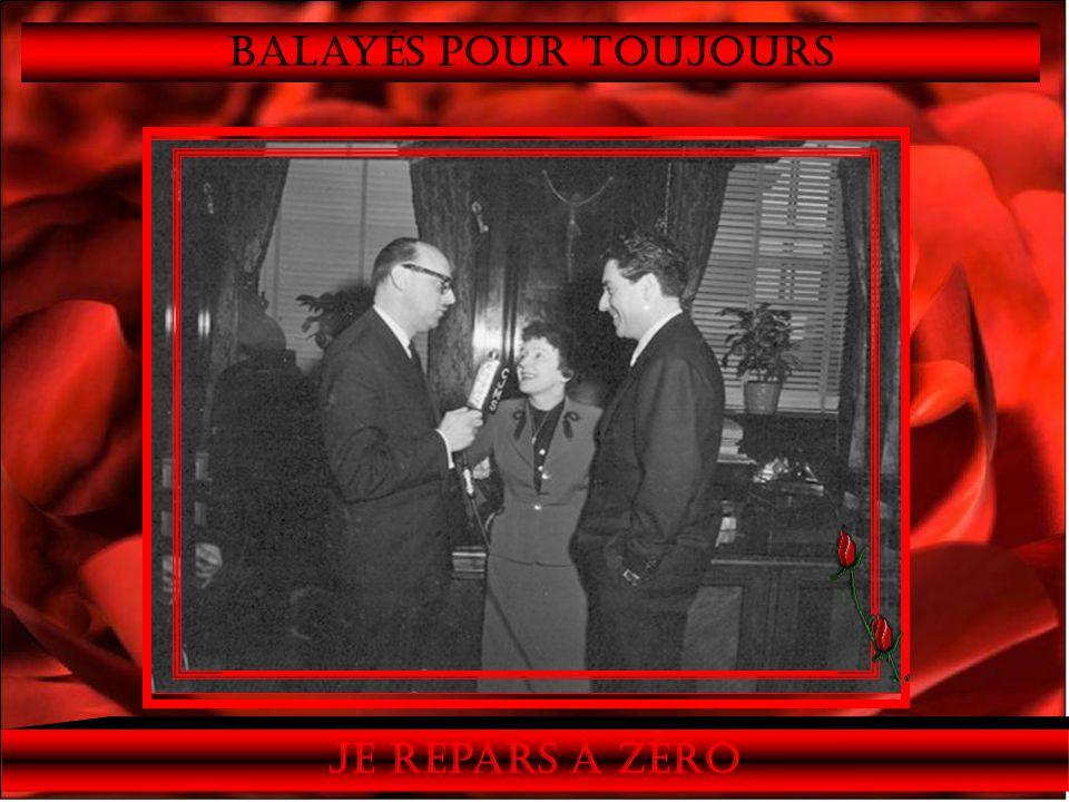 Balayés les amours 1951 – Eddie Constantine Avec leurs trémolos