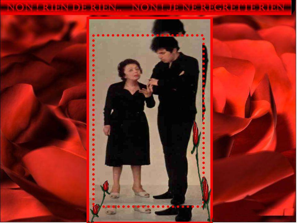 1958 – Georges Moustaki Ni le bien, qu'on m'a fait Ni le mal, tout ça m'est bien égal