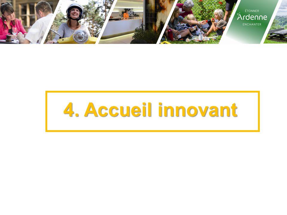 4. Accueil innovant