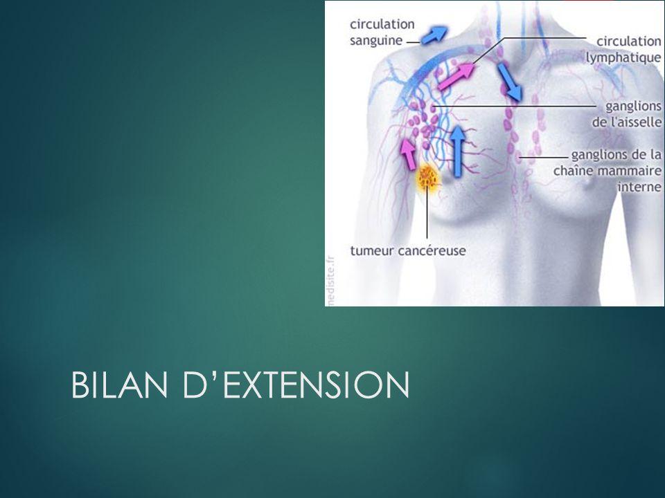 BILAN D'EXTENSION