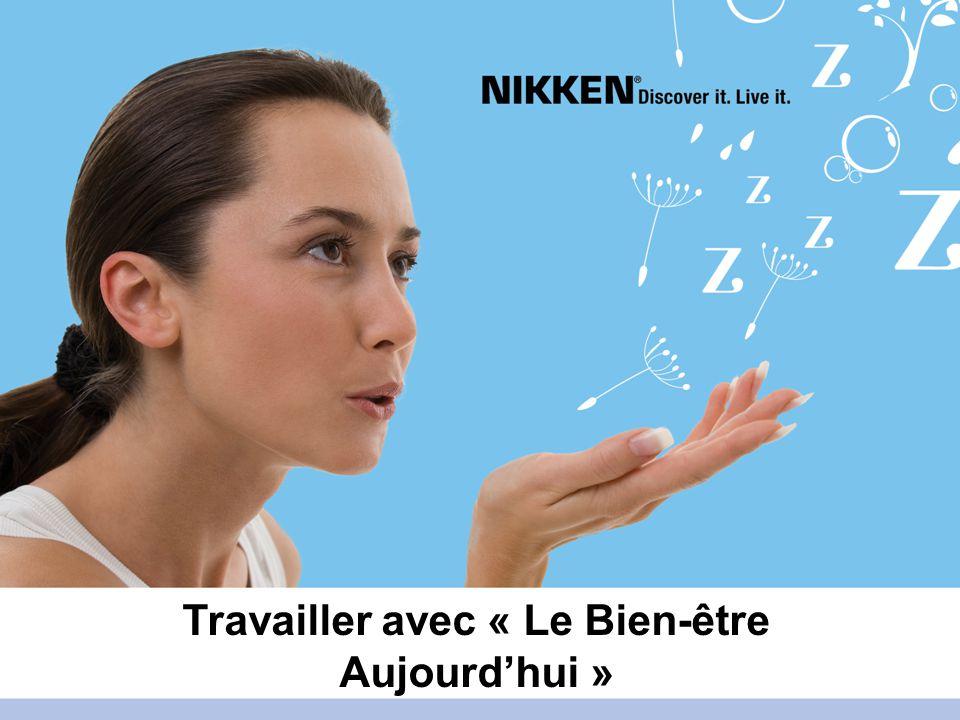 Partager l'opportunité d'affaires Nikken est essentiel à la croissance et réussite de votre activité.