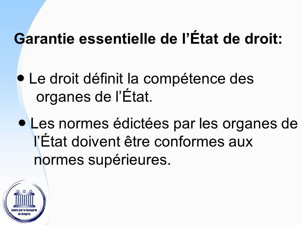 . LOIS REGLEMENTS DECISIONS ADMINISTRATIVES CONVENTIONS DE DROIT PRIVE CONSTITUTION ENGAGEMENTS INTERNATIONAUX
