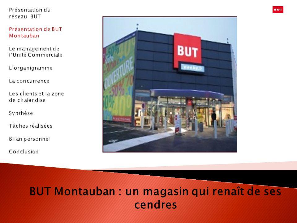 BUT Montauban : un magasin qui renaît de ses cendres