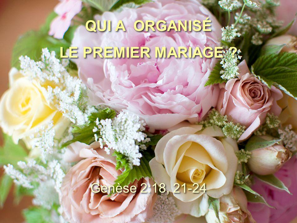 Les vœux du mariage engagent aussi le chrétien vis- à-vis de Dieu, et ne devraient être échangés qu'entre personnes qui ont la même foi.