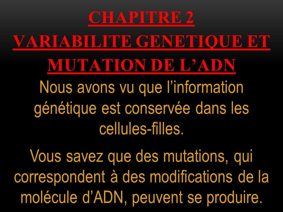 Ces mutations apparaissent-elles spontanément ou sont-elles provoquées par des facteurs externes ?