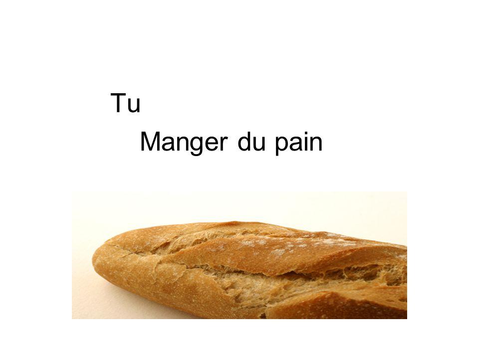 Tu Manger du pain