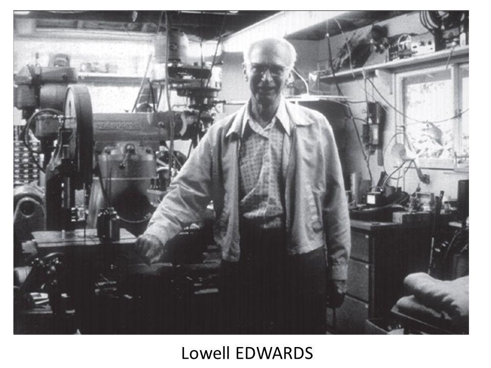 Lowell EDWARDS