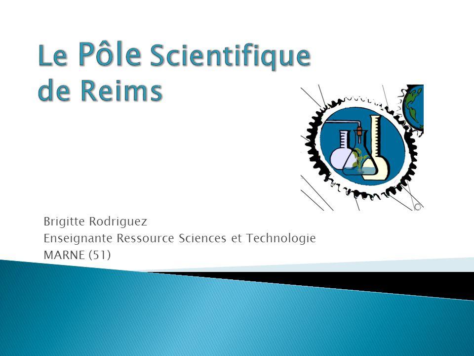 Brigitte Rodriguez Enseignante Ressource Sciences et Technologie MARNE (51)