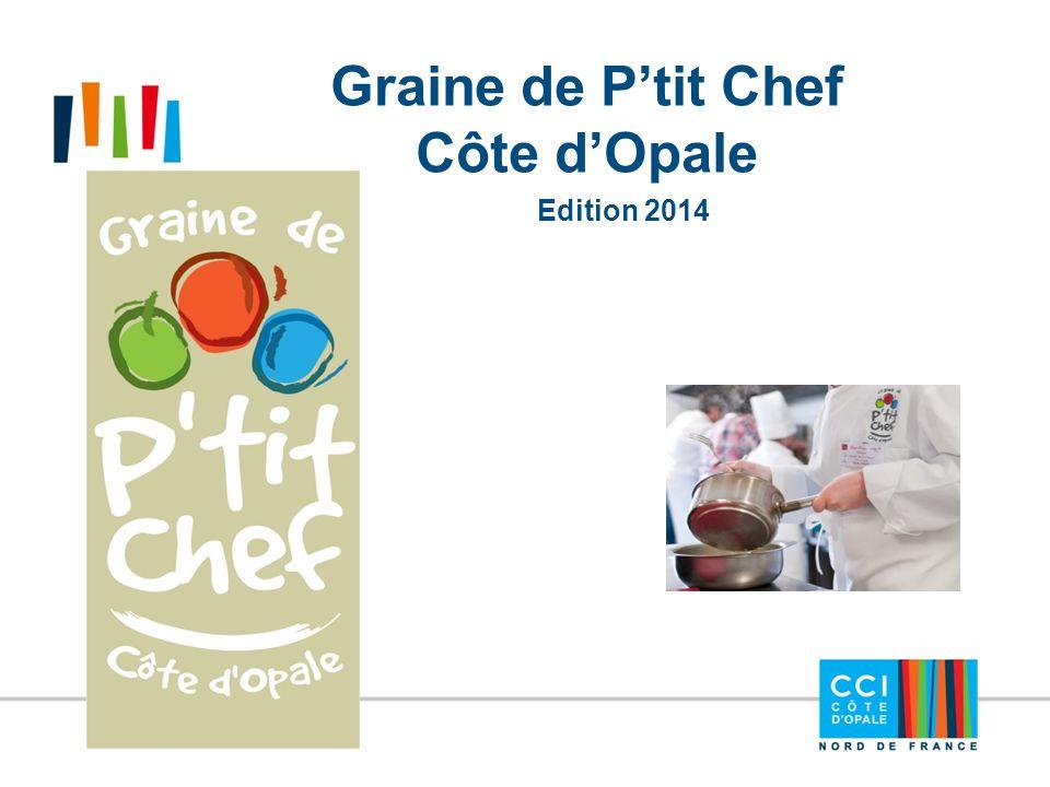 Graine de P'tit Chef Côte d'Opale Edition 2014