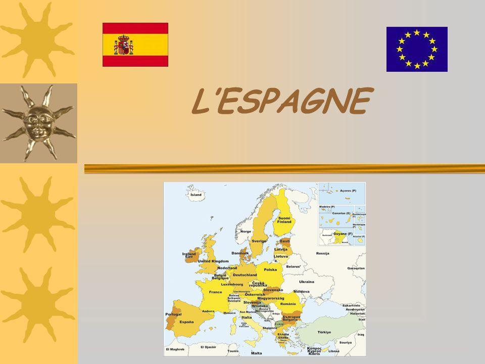 CHOISIR L'ESPAGNOL, C'EST CHOISIR UNE LANGUE ET UN PAYS OUVERTS SUR LA FRANCE ET SUR L EUROPE.