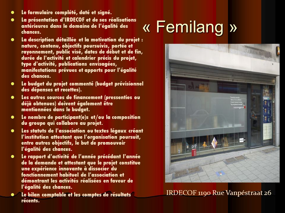 Femilang : Hoe vrouwelijk is taal?