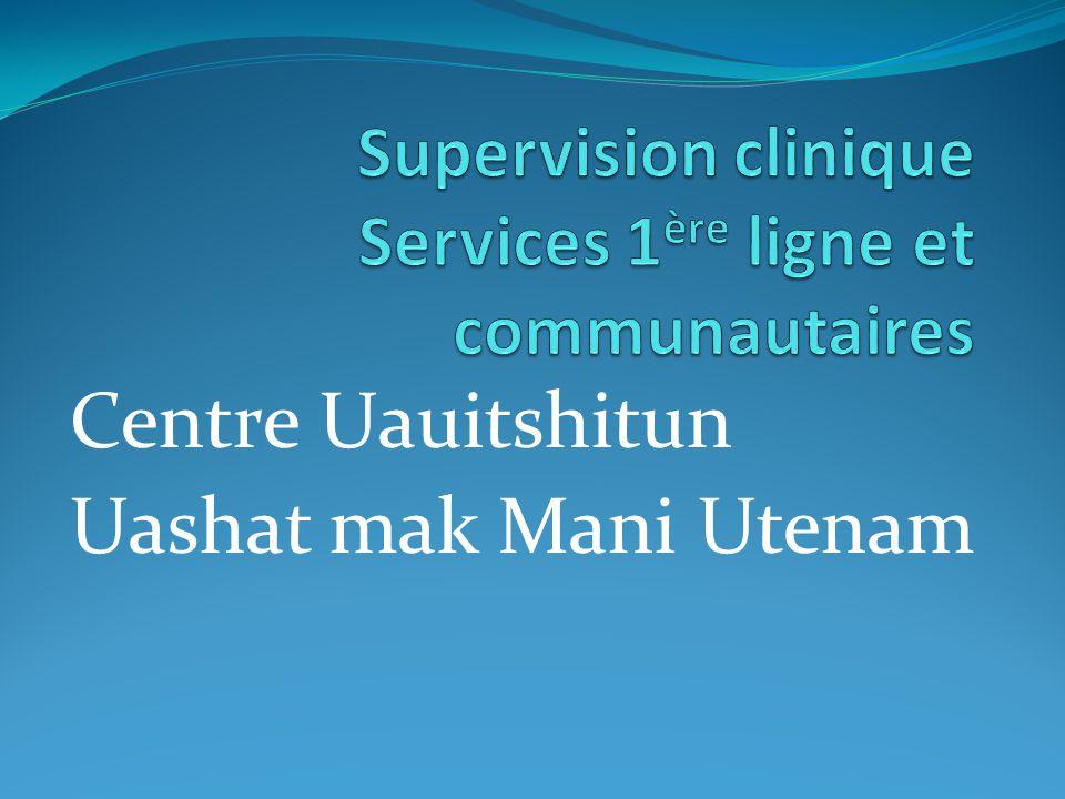 Centre Uauitshitun Uashat mak Mani Utenam