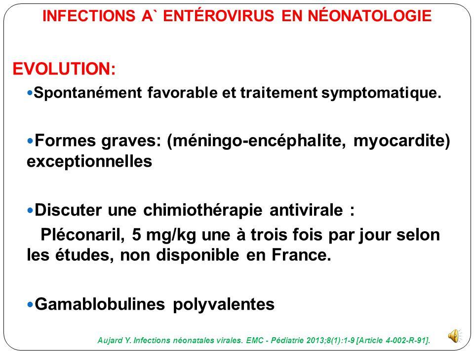 BILAN BIOLOGIQUE : est le plus souvent normal mais une augmentation des transaminases : 21% des cas. Syndrome inflammatoire: modéré CRP est parfois tr