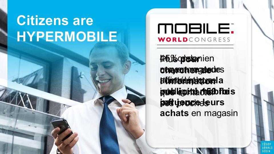5 85% des consommateurs préfèrent les applications mobiles aux sites Web FASTER and EASIER