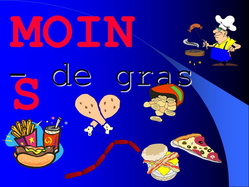 MOIN S - de gras