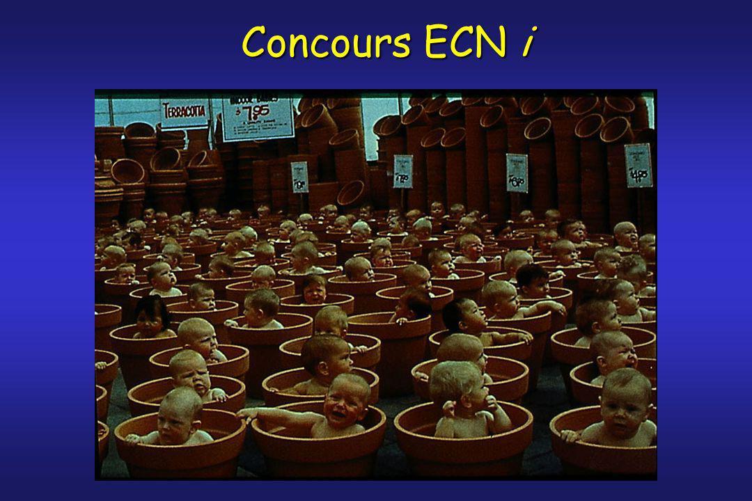 Concours ECN i