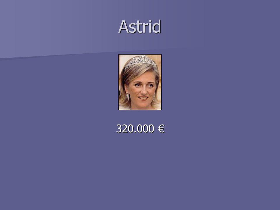 Astrid 320.000 €