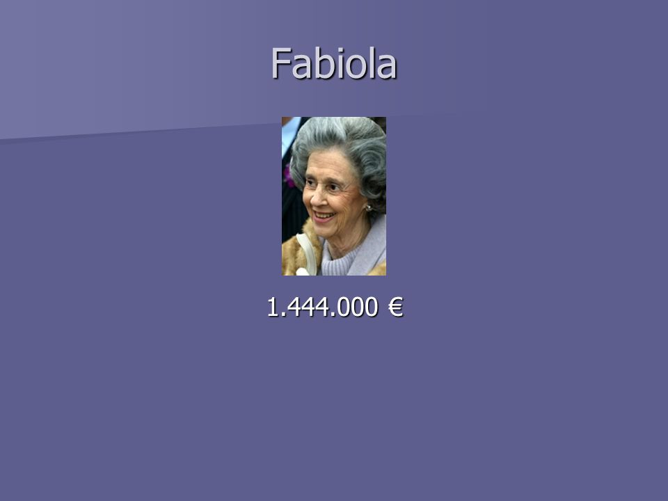 Coût annuel du chef de l'Etat par habitant (en euros)