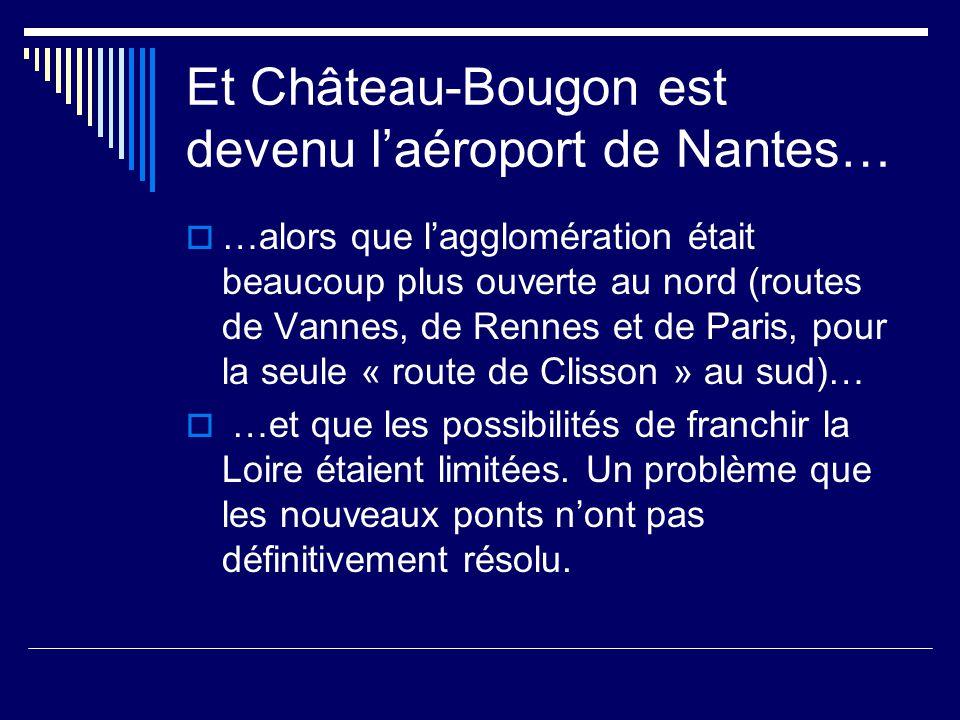 La question du franchissement de la Loire reste d'actualité