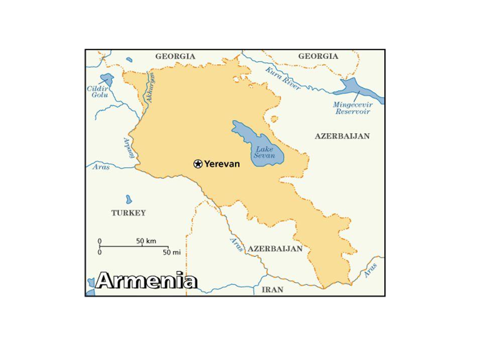 L'Arménie carrefour régional .