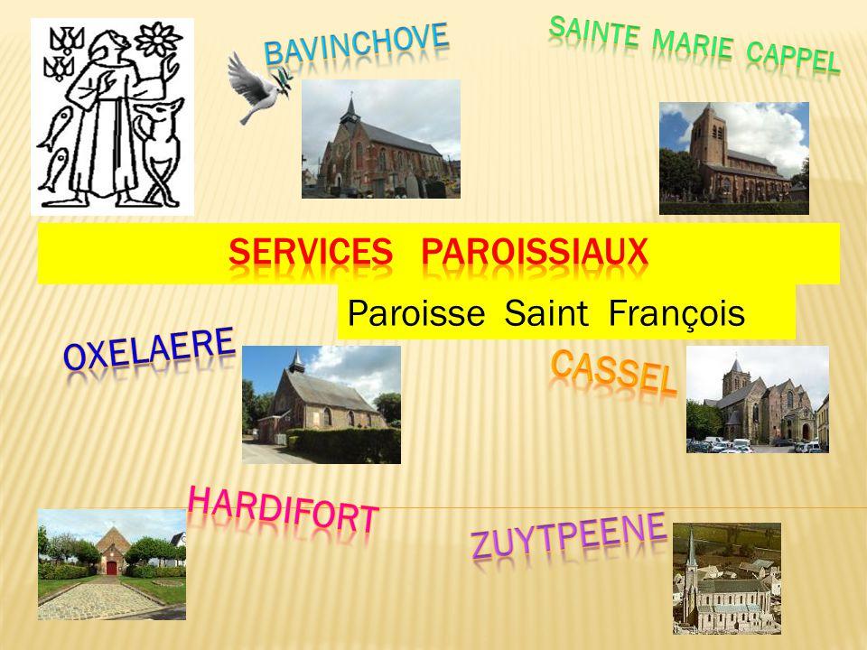 Paroisse Saint François