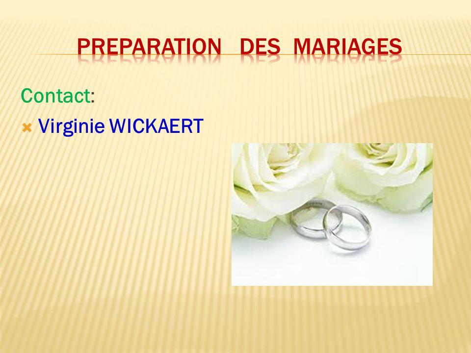 Contacts:  Anne Sophie Deliège  Sœur Marie Sylvie