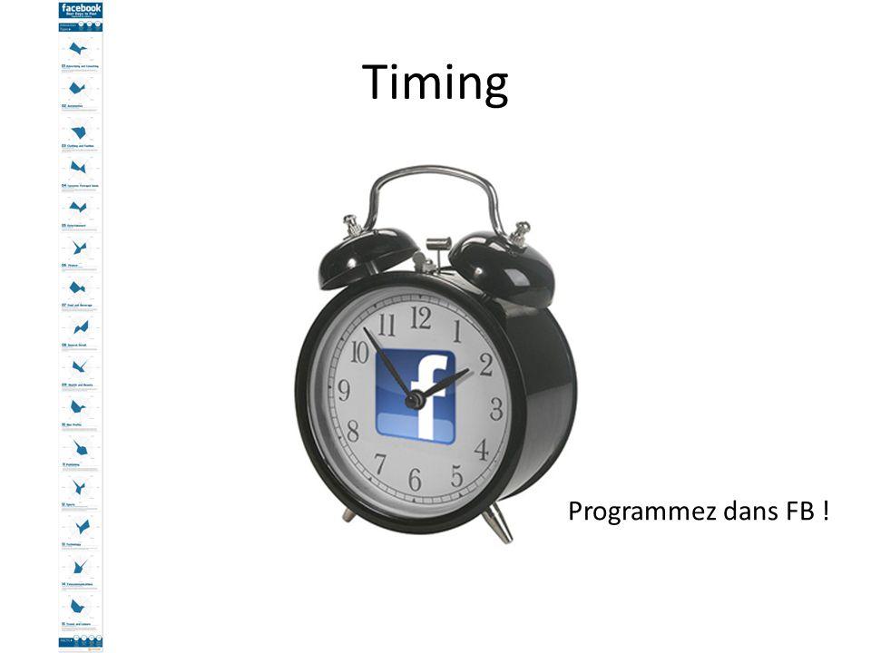 Timing Programmez dans FB !