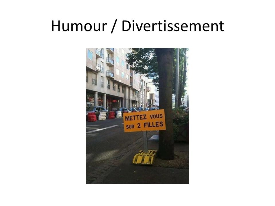 Humour / Divertissement
