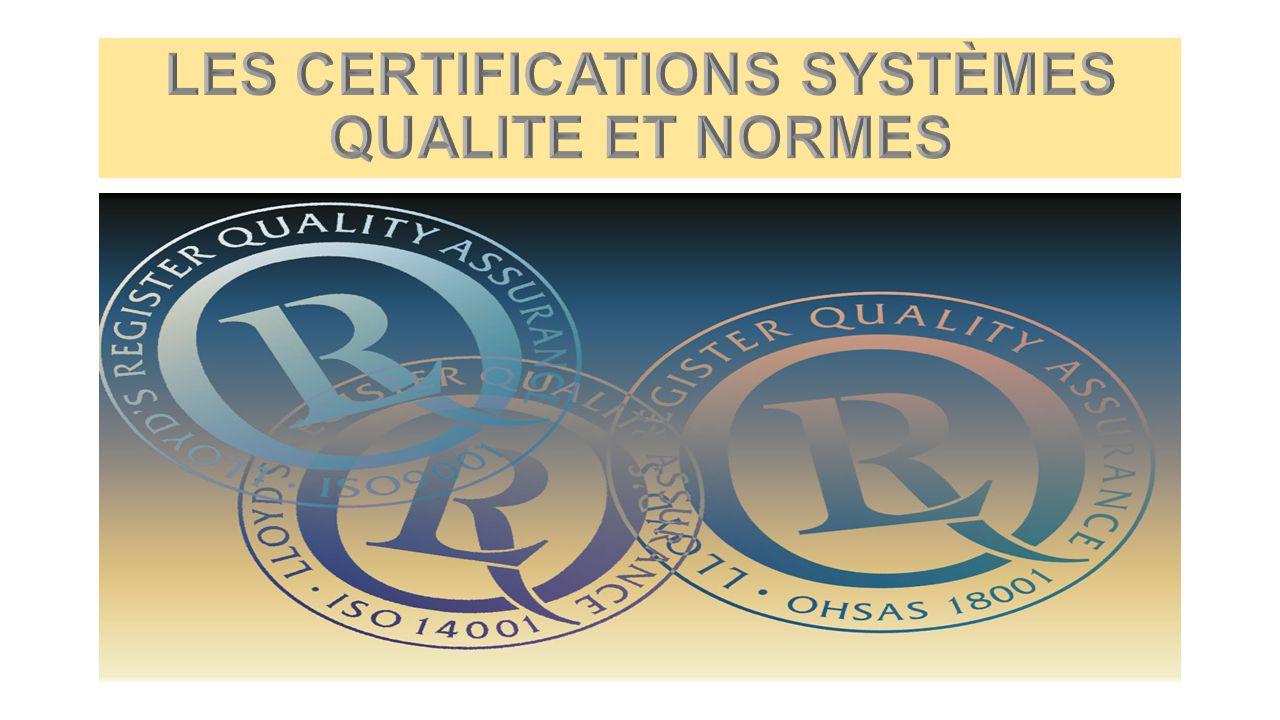 BENEFICES NORME ISO 14001 1 économies d énergie, meilleure maitrise des risques et coûts environnementaux, respect de la législation.