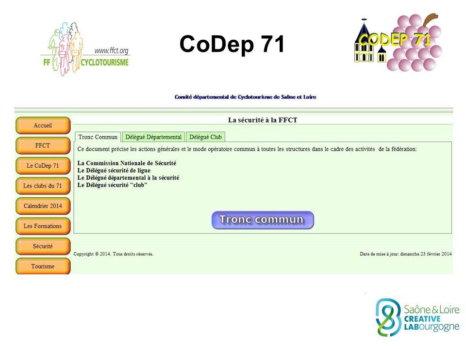 CoDep 71