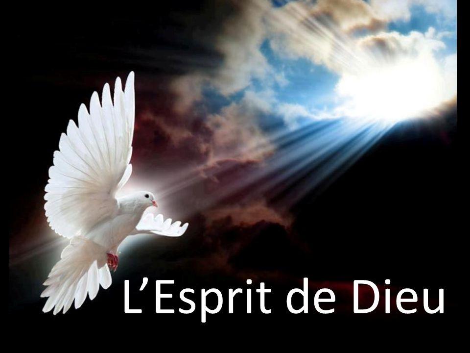 L'Esprit de Dieu