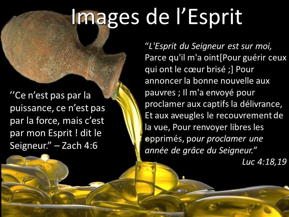 Images de l'Esprit ''Ce n'est pas par la puissance, ce n'est pas par la force, mais c'est par mon Esprit .