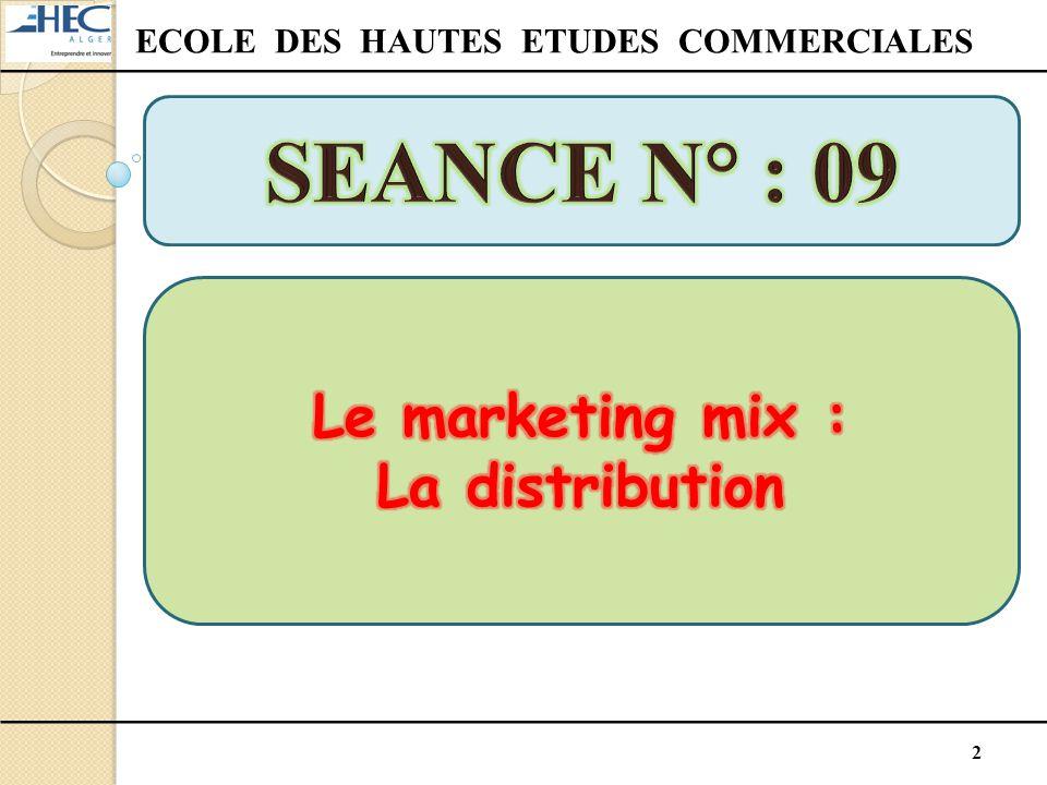 3  Introduction  Définitions  Les niveaux de distribution  Le développement des circuits de distribution  Les stratégies de distribution  Je révise.