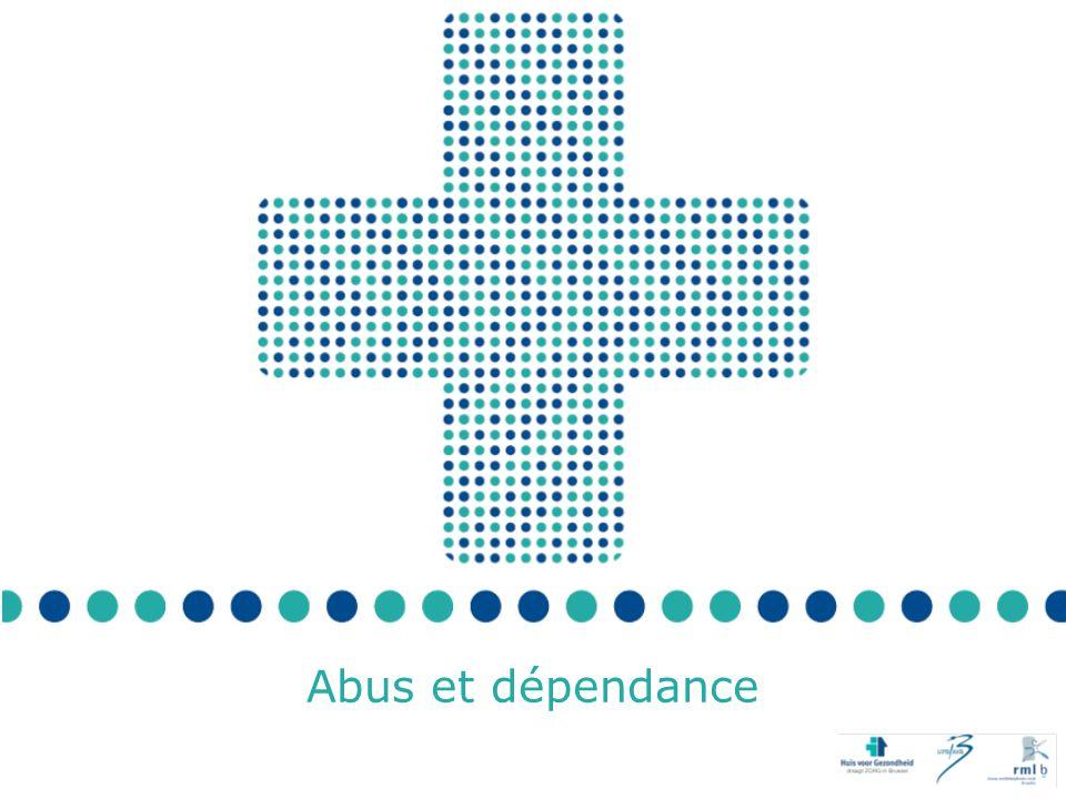 Quand le médecin généraliste et le pharmacien se rencontrent … Pour commencer … Etes-vous souvent confrontés à des situations d'abus ou de dépendance .