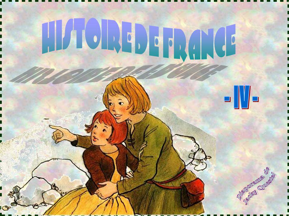 Dans un des salons du palais des Tuileries, Hortense et Joseph regar- dent le fils de Napoléon en train de gazouiller dans son berceau.