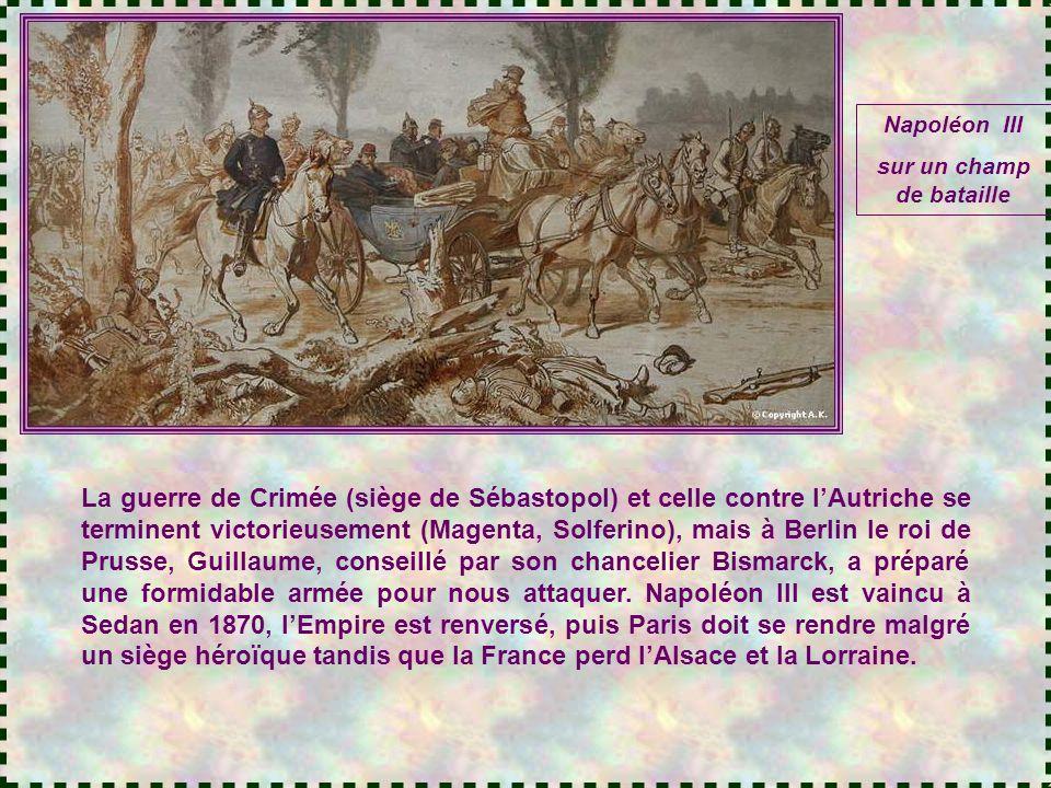 Louis-Philippe Sage, et réfléchi, Louis XVIII parvient à libérer la France et à la rendre pros- père. Mais son frère, Charles X, qui lui suc- cède, se