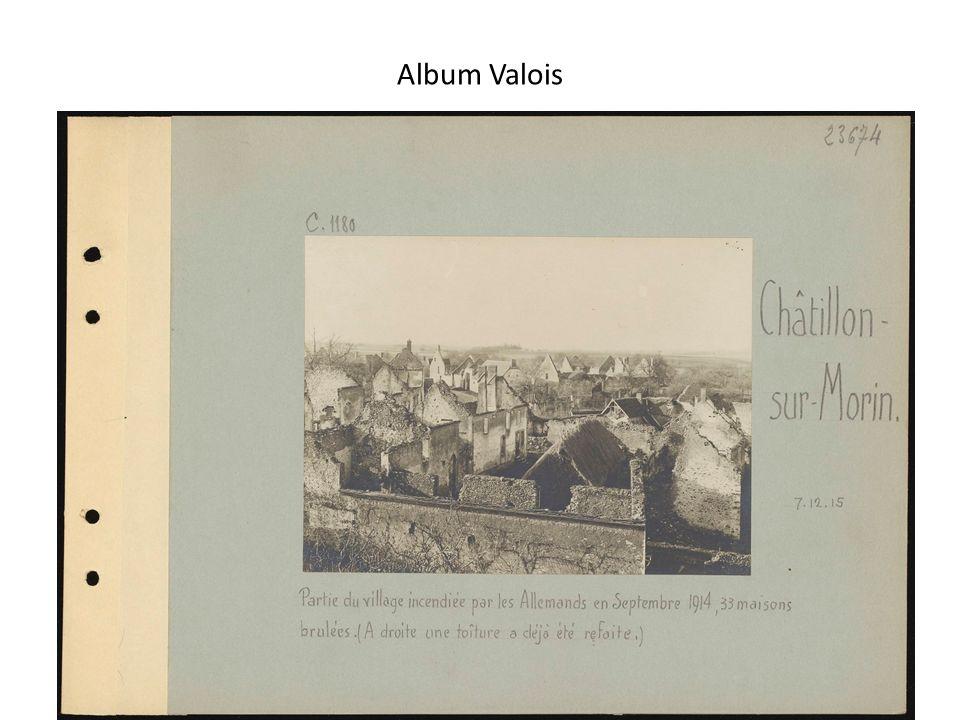 Album Valois Céline Lèbre (BDIC) - Bibliothèque de l EPFL, 3 juin 2014