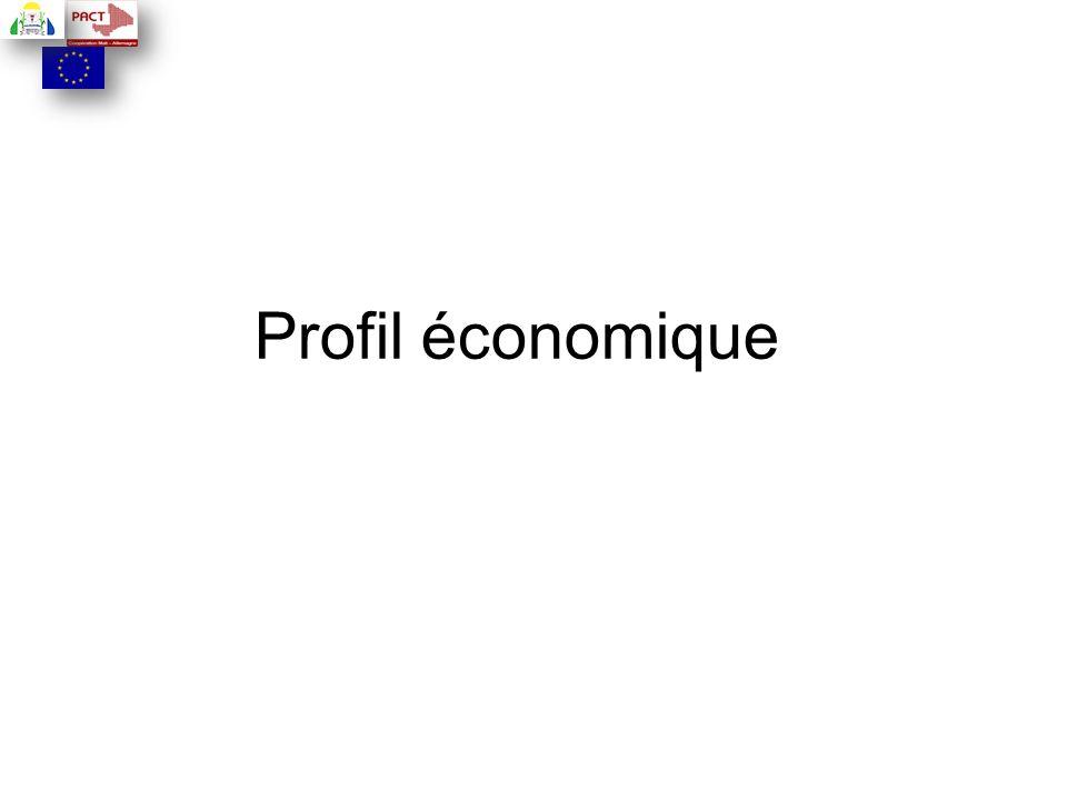 Profil économique