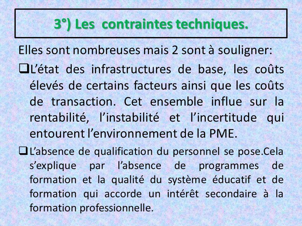 III/ Les politiques de promotion des PME et les formes innovantes d'organisation : clusters et pôles de compétitivité.