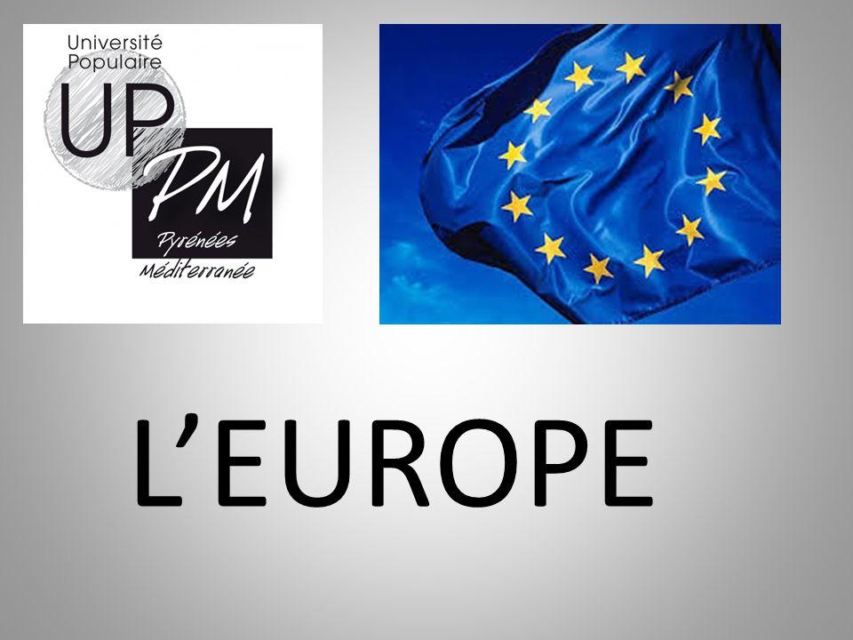 EURO: union économique monétaire UNION EUROPEENNE
