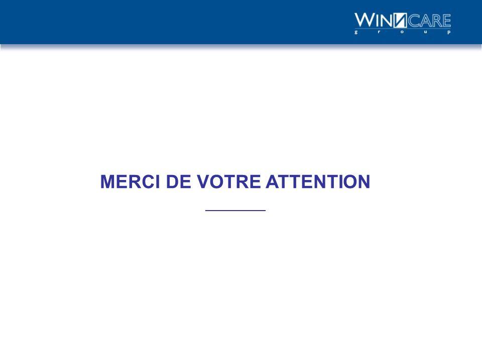 MERCI DE VOTRE ATTENTION ________