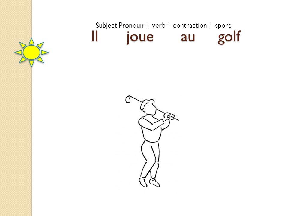 Il golfjoueau
