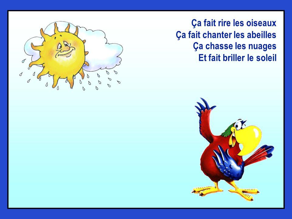 Musique: Ça fait rire les oiseaux Compagnie Créole