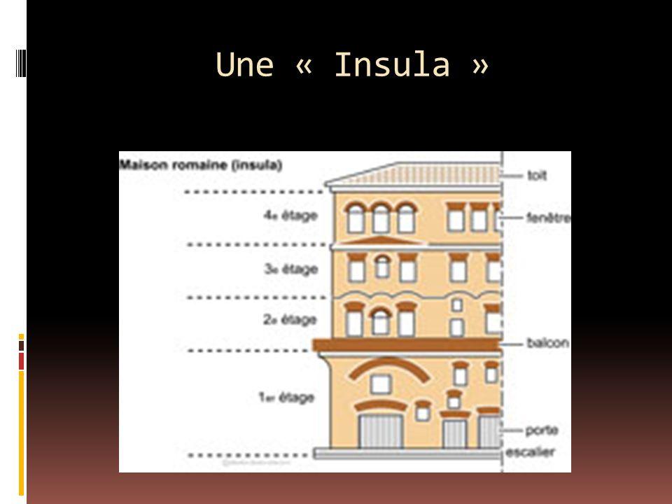 Une « Insula »