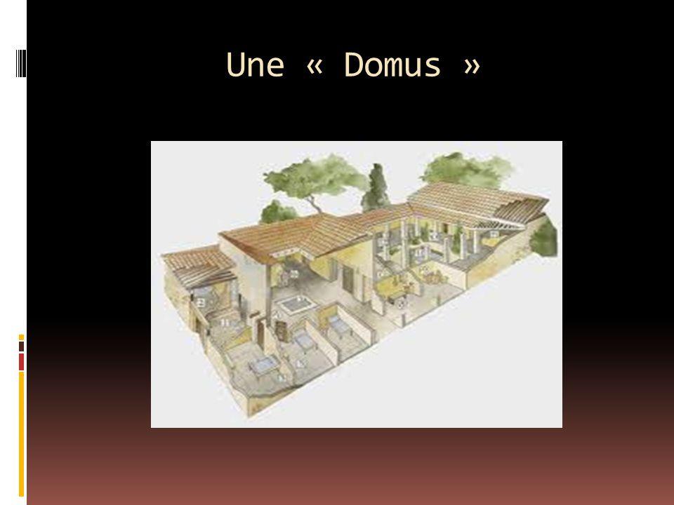Une « Domus »