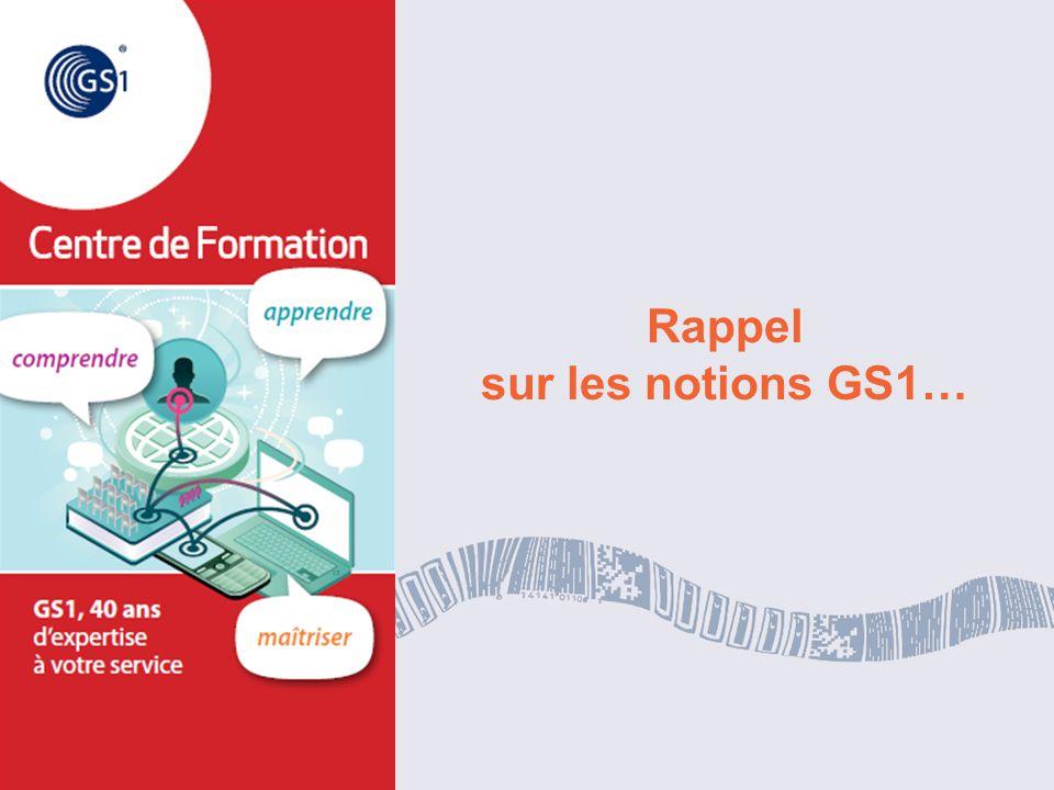 ©2014 GS1 France 4. La quantité nette de denrée alimentaire